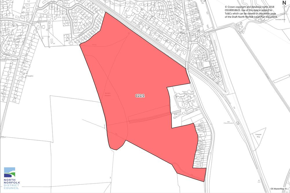 North Norfolk District Council - First Draft Local Plan
